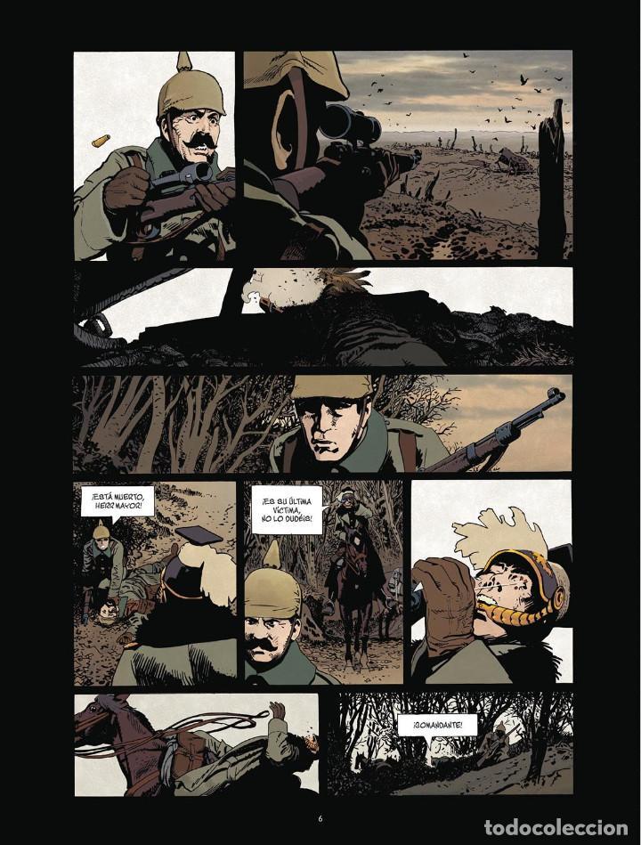 Cómics: Cómics. LA BALADA DEL SOLDADO ODAWAA - Cédric Apikian / Christian Rossi (Cartoné) - Foto 5 - 266886824