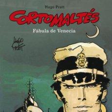 Cómics: CÓMICS. CORTO MALTÉS 07. FÁBULA DE VENECIA - HUGO PRATT (CARTONÉ). Lote 266887409