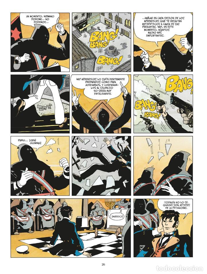 Cómics: Cómics. CORTO MALTÉS 07. FÁBULA DE VENECIA - Hugo Pratt (Cartoné) - Foto 3 - 266887409