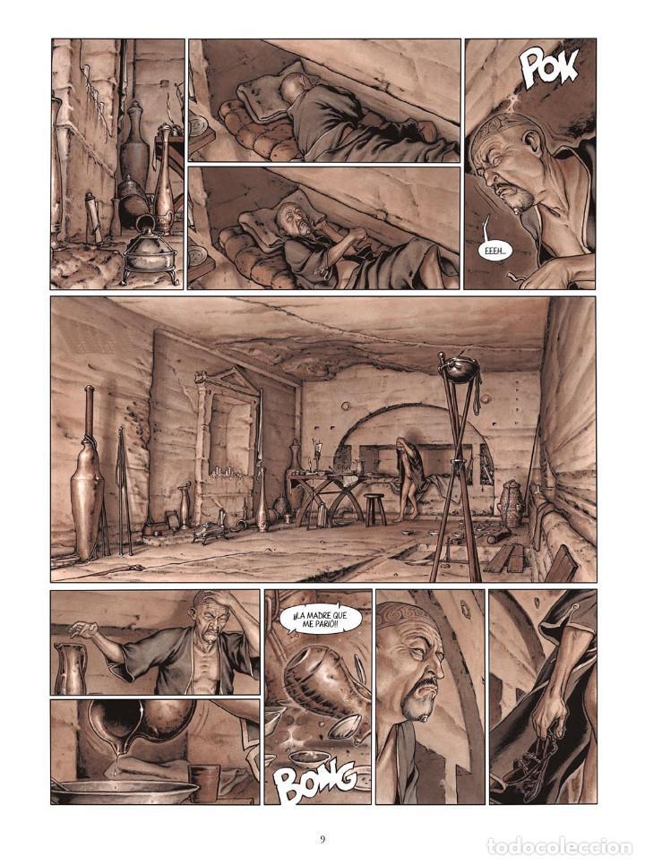 Cómics: Cómics. SERVITUD 5. SHALIN - Fabrice David / Eric Bourgier (Cartoné) - Foto 4 - 266888509
