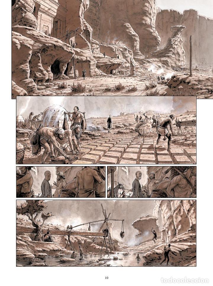 Cómics: Cómics. SERVITUD 5. SHALIN - Fabrice David / Eric Bourgier (Cartoné) - Foto 5 - 266888509