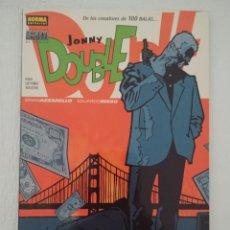 Cómics: JONNY DOUBLE ( AZZARELLO Y RISSO ) NORMA. Lote 267115509