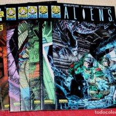 Comics : ALIEN : SERIE NOSTROMO.- COLECCION COMPLETA DE 10 NÚMEROS- VER DESCRIPCIÓN- .. Lote 267253844