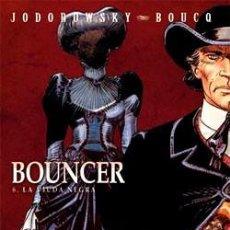 Cómics: BOUNCER (DE JODOROWSKY Y FRANÇOIS BOUCQ.)TOMO Nº 06: LA VIUDA NEGRA (NUEVO Y MUY DIFICIL). Lote 295861068