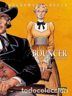 BOUNCER (DE JODOROWSKY Y FRANÇOIS BOUCQ.)TOMO Nº 07: CORAZON DESGARRADO (NUEVO Y MUY DIFICIL) (Tebeos y Comics - Norma - Comic USA)