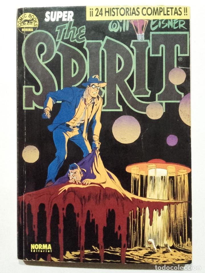 THE SUPER SPIRIT - RETAPADO Nº 2 - NUMEROS DEL 7 AL 12 - EDITORIAL NORMA (Tebeos y Comics - Norma - Otros)