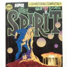 Cómics: THE SUPER SPIRIT - RETAPADO Nº 2 - NUMEROS DEL 7 AL 12 - EDITORIAL NORMA. Lote 267310574