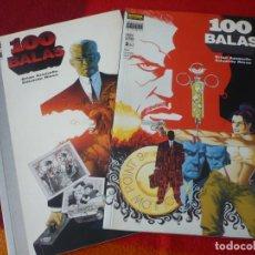 Cómics: 100 BALAS PRIMER DISPARO 1 Y 2 COMPLETA ( AZZARELLO RISSO ) ¡MUY BUEN ESTADO! NORMA VERTIGO. Lote 268265299