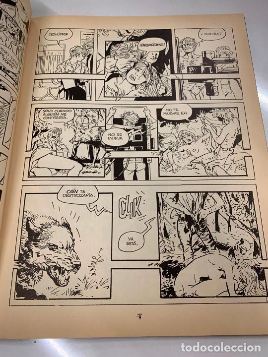 Cómics: CIMOC ESPECIAL JUEGOS PELIGROSOS, NUM 8, EDITORIAL NORMA - Foto 2 - 268860534