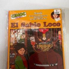 Cómics: NORMA CIMOC EXTRA COLOR NUMERO 2 EXCELENTE ESTADO. Lote 269123978