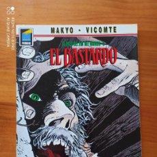 Cómics: EL PAIS DEL FIN DEL MUNDO Nº 3 - EL BASTARDO - MAKYO, VICOMTE - PANDORA - NORMA (H1). Lote 269217523