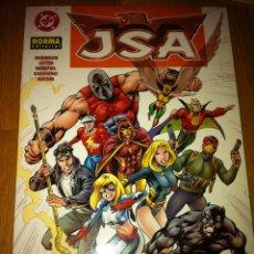 Fumetti: JSA: QUE SE HAGA JUSTICIA NUMS. 1. Lote 269263238