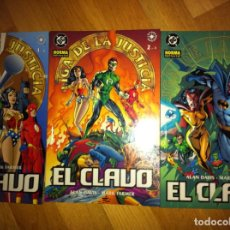 Comics : JLA:EL CLAVO NUMS. 1 AL 3. Lote 269263273