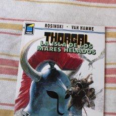Cómics: THORGAL Nº 42: LA ISLA DE LOS MARES HELADOS; ROSINSKI , VAN HAMME; NORMA EDITORIAL. Lote 269494878