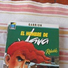 Cómics: EL HOMBRE DE JAVA Nº 1: REBELDE: ; NORMA EDITORIAL. Lote 269495078