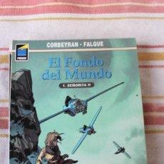 Cómics: EL FONDO DEL MUNDO Nº 1 : SEÑORITA H; CORBEYRAN - FALQUE ; NORMA EDITORIAL. Lote 269495158