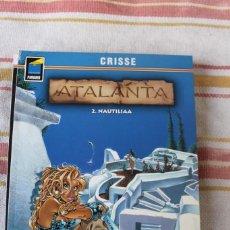 Cómics: ATALANTA Nº 2 ; NAUTILIAA; CRISSE ; NORMA EDITORIAL. Lote 269495258