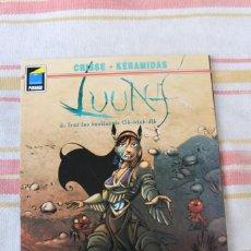 Cómics: LUUNA Nº 3: TRAS LAS HUELLAS DE OH-MAH-AH; CRISSE - KERAMIDAS; NORMA EDITORIAL. Lote 269495823
