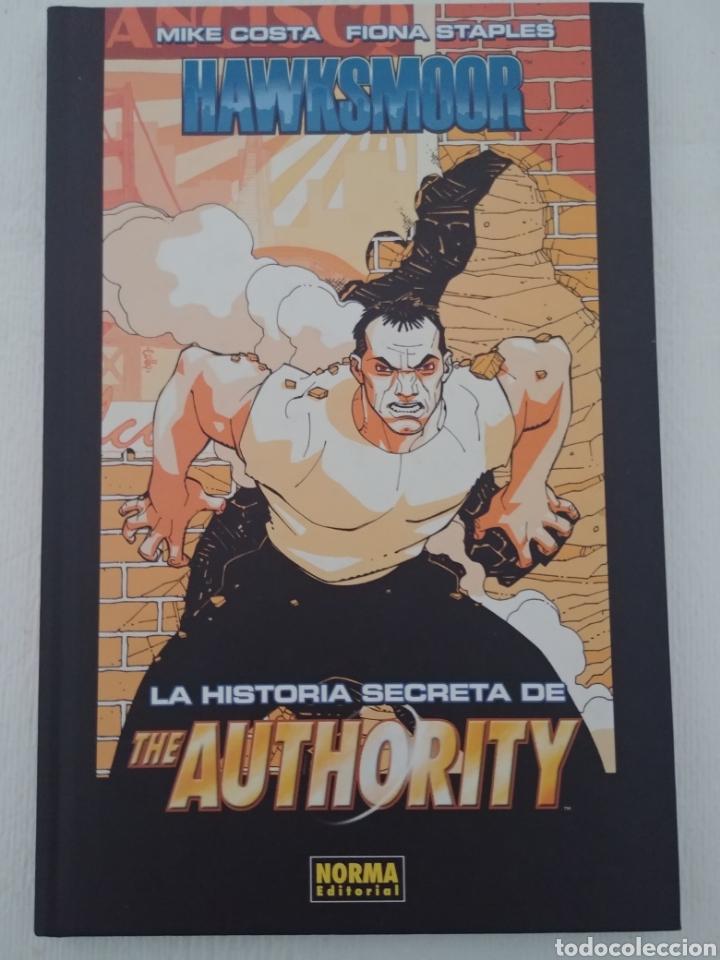 HAWKSMOOR : LA HISTORIA SECRETA DE THE AUTHORITY (NORMA) (Tebeos y Comics - Norma - Comic USA)