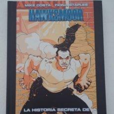 Comics: HAWKSMOOR : LA HISTORIA SECRETA DE THE AUTHORITY (NORMA). Lote 269749093