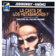 Cómics: LA CASTA DE LOS METABARONES 7. AGHORA, EL PADRE MADRE (JODOROWSKY) NORMA, 2002. RÚSTICA. OFRT. Lote 269768023
