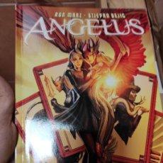 Comics : ÁNGELUS (WITCHBLADE DARKNESS) - TOMO NORMA (2011). Lote 270088543