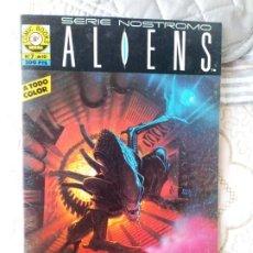 Cómics: ALIENS Nº 7 (7 DE 10) NORMA. Lote 270159138