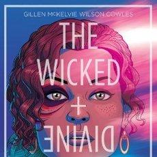 Cómics: THE WICKED + THE DIVINE 1 2 3 4 5 6 7 8 9 COMPLETA - NORMA / IMAGE / RÚSTICA / KIERON GILLEN. Lote 270204868