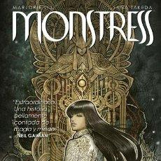Cómics: MONSTRESS 1 2 3 4 - NORMA / IMAGE / RÚSTICA. Lote 270210623