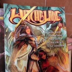Comics : WITCHBLADE 14 - MARZ, RON; SEJIC, STJEPAN; SMITH, PHIL; SHASTEEN, TONY; URUSOV, ALINA. Lote 270295978