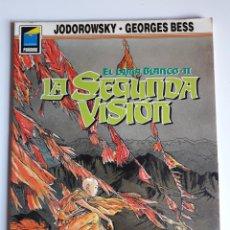 Cómics: EL LAMA BLANCO TOMO 2. LA SEGUNDA VISIÓN. TOMO RUSTICA. Lote 270369563
