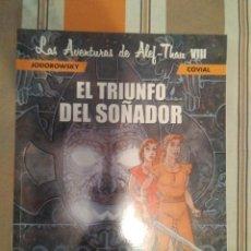 Cómics: EL TRIUNFO DEL SOÑADOR - COMIC NORMA. Lote 270404728