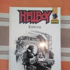 Cómics: HELLBOY ESPECIAL - COMIC NORMA. Lote 270617203