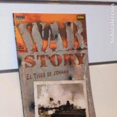 Cómics: WAR STORY EL TIGER DE JOHANN GARTH ENNIS - NORMA OFERTA. Lote 270618618