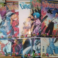 Comics : EVANGELION NEOGENESIS 10 DE 10 COMPLETA - COMIC MANGA NORMA. Lote 270629518
