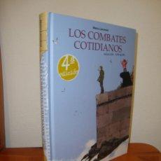 Cómics: LOS COMBATES COTIDIANOS - MANU LARCENET - TOMO INTEGRAL - NORMA EDITORIAL - COMO NUEVO. Lote 270647573