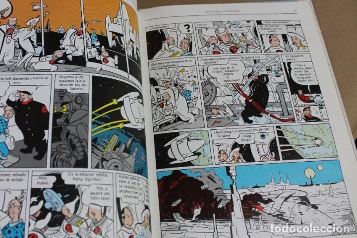 Cómics: Los álbumes de CAIRO - YVES CHALAND – 7 ADOLPHUS CLAAR - Norma, En cartoné, 1ª edición año 1985 - Foto 3 - 270665788