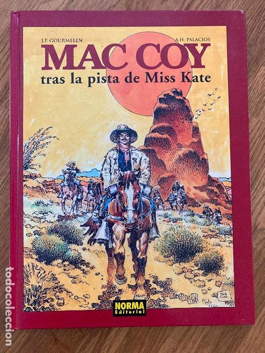 MAC COY 21 - TRAS LA PISTA DE MISS KATE - NORMA EDITORIAL - BUEN ESTADO (Tebeos y Comics - Norma - Otros)