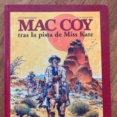Cómics: MAC COY 21 - TRAS LA PISTA DE MISS KATE - NORMA EDITORIAL - BUEN ESTADO. Lote 270695253