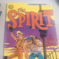 Cómics: THE SPIRIT - BY WILL EISNER - 4 HISTORIAS COMPLETAS - NÚMERO 15. Lote 270889368