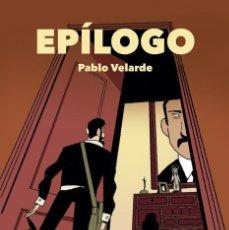 Cómics: EPILOGO. INTEGRAL. EDITORIAL NUEVO NUEVE. 240 PAGINAS. TAPA DURA. Lote 270956553