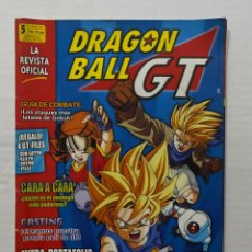 Cómics: REVISTA DRAGON BALL GT,Nº 5,MARZO 1999,NORMA EDITORIAL. Lote 270976668