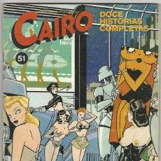 Cómics: NORMA. CAIRO. 51.. Lote 271180863