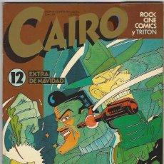 Cómics: NORMA. CAIRO. 12.. Lote 271596353