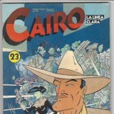 Cómics: NORMA. CAIRO. 23.. Lote 271181023
