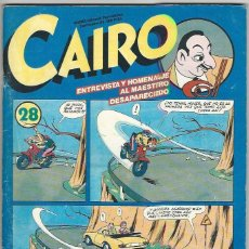 Cómics: NORMA. CAIRO. 28.. Lote 271596358