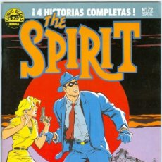 Comics: NORMA. THE SPIRIT. 72.. Lote 271212208