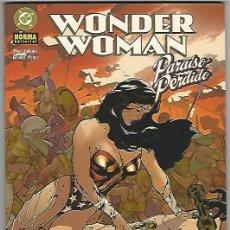 Cómics: NORMA. WONDER WOMAN. PARA�SO PERDIDO.. Lote 271222213