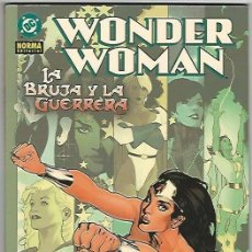 Cómics: NORMA. WONDER WOMAN. LA BRUJA Y LA GUERRERA.. Lote 271231138