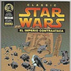 Comics : NORMA. STAR WARS. CLASSIC. 4. Lote 271232863